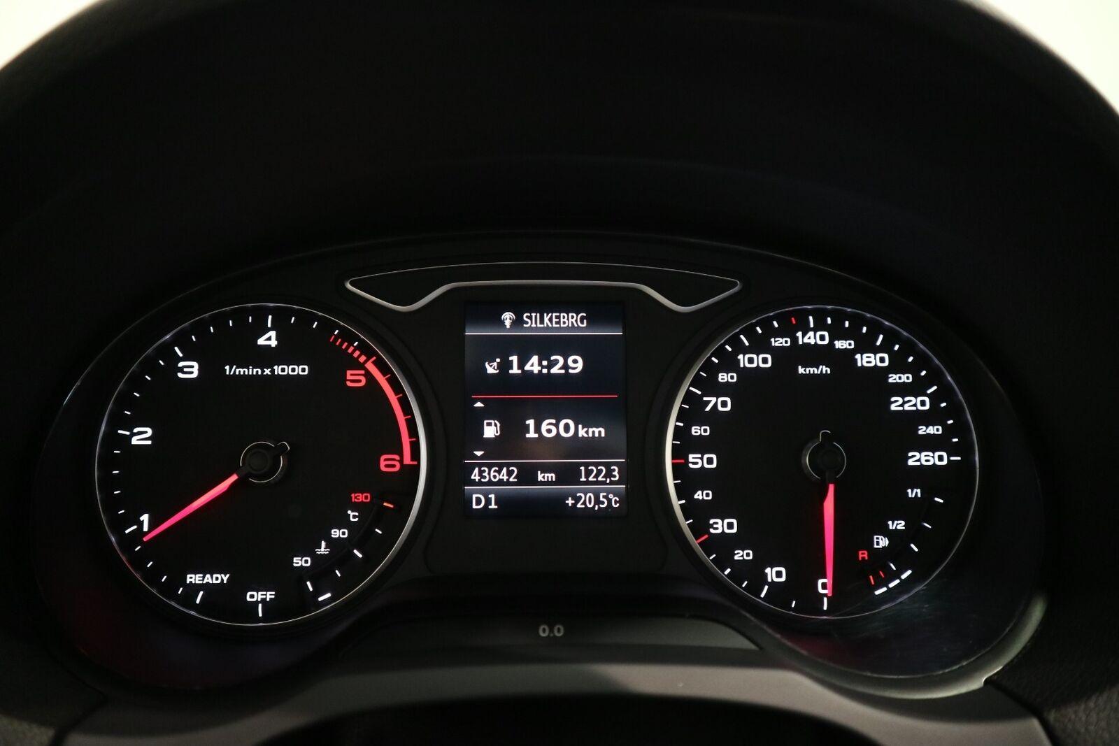 Audi A3 2,0 TDi 150 Sport Cabriolet S-tr. - billede 11