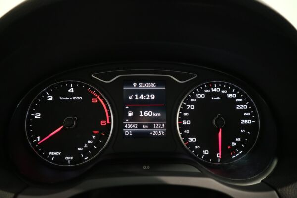 Audi A3 2,0 TDi 150 Sport Cabriolet S-tr. billede 11