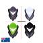 thumbnail 2 - Black Double Bubble Windscreen Windshield visor cowls Kawasaki Z1000 2014-2017