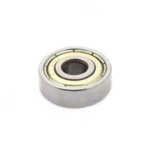 10PCS 688ZZ Miniature roulements à billes métal double blindé Roulements à billes 8x16x5mm