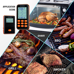 Inkbird-IRF-4S-1000ft-Wireless-Remote-Grills-Cooking-Thermometer-BBQ-Smoker-Meat