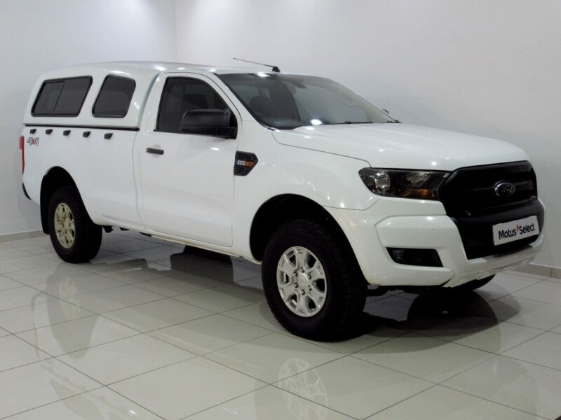 2018 Ford Ranger 2.2 TDCi Xl 4x4 S/Cab for sale!