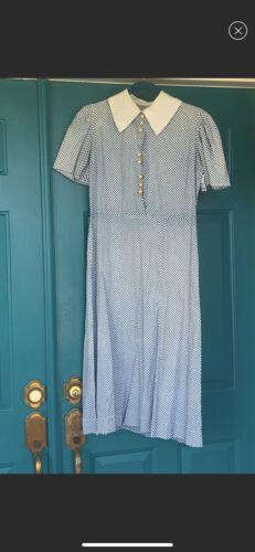 Vintage 1930s Farm Dress