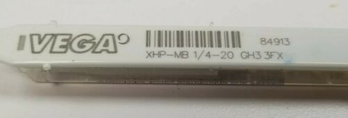 "Vega Cutting Tools Bottoming Taps HP XHP-MB 1//4/""-20-NC GH3 3FX HSSE-V 6027 84913"