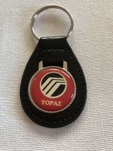 Mercury Keychain Mercury Topaz Key Chain Black