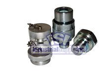 Quick Coupler Enerpac Interchange C 604 Style Withcap Amp Plug 38 1 Pack