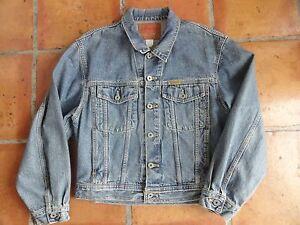 Vintage 90s Nevada Jeans medium wash Denim jacket