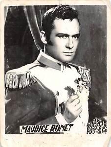 B70763 Maurice Ronet actors acteurs