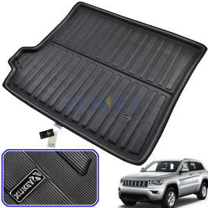 For-Jeep-Grand-Cherokee-WK2-2011-2019-Rear-Trunk-Cargo-Mat-Boot-Liner-Floor-Tray