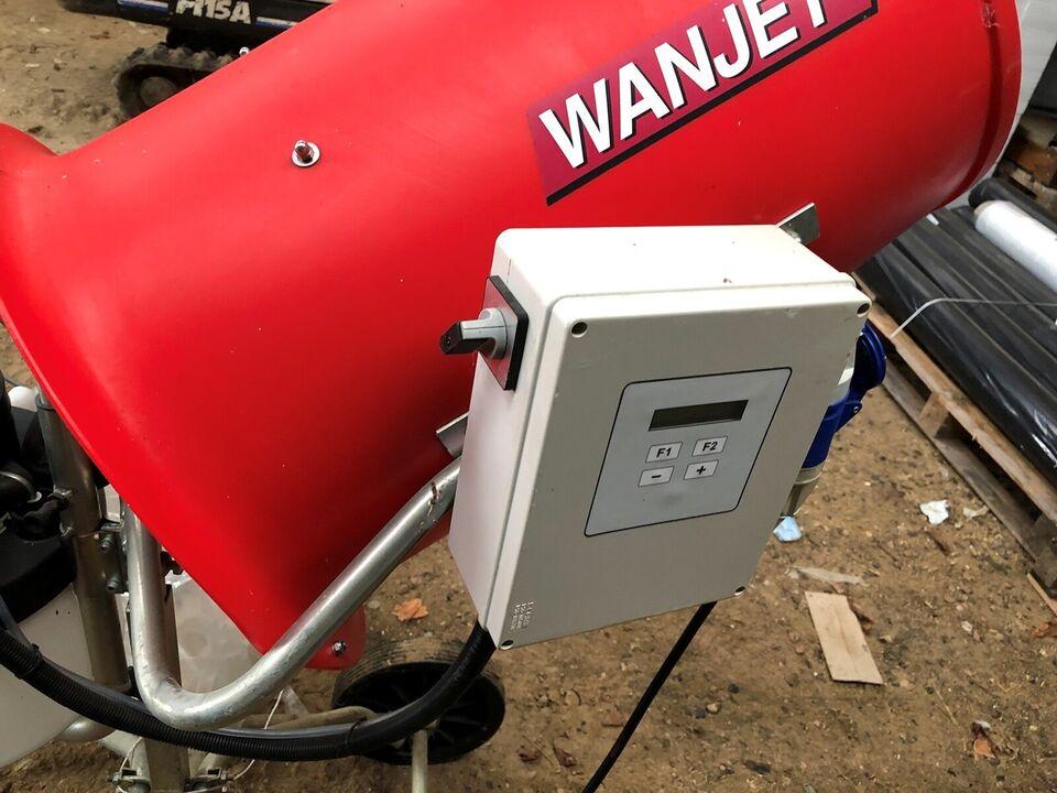 Koldtågesprøjte, Wanjet F30