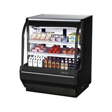Turbo Air Tcdd 48h Wb N 48 Full Service Refrigerated Deli Display Case