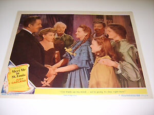 MEET-ME-IN-ST-LOUIS-JUDY-GARLAND-039-44-AUTHENTIC-ORIGINAL-11x14-LOBBY-POSTER-486