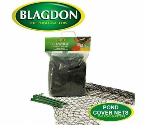 Blagdon Pond Cover Net 3m x 2m Leaves Heron Protection Netting