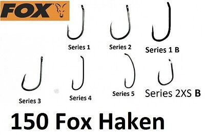 Haken f/ür Karpfen Angelhaken zum Karpfenangeln Gr/ö/ße:4 10 Karpfenhaken Boiliehaken FOX Edges Armapoint Wide Gape Straight Hooks