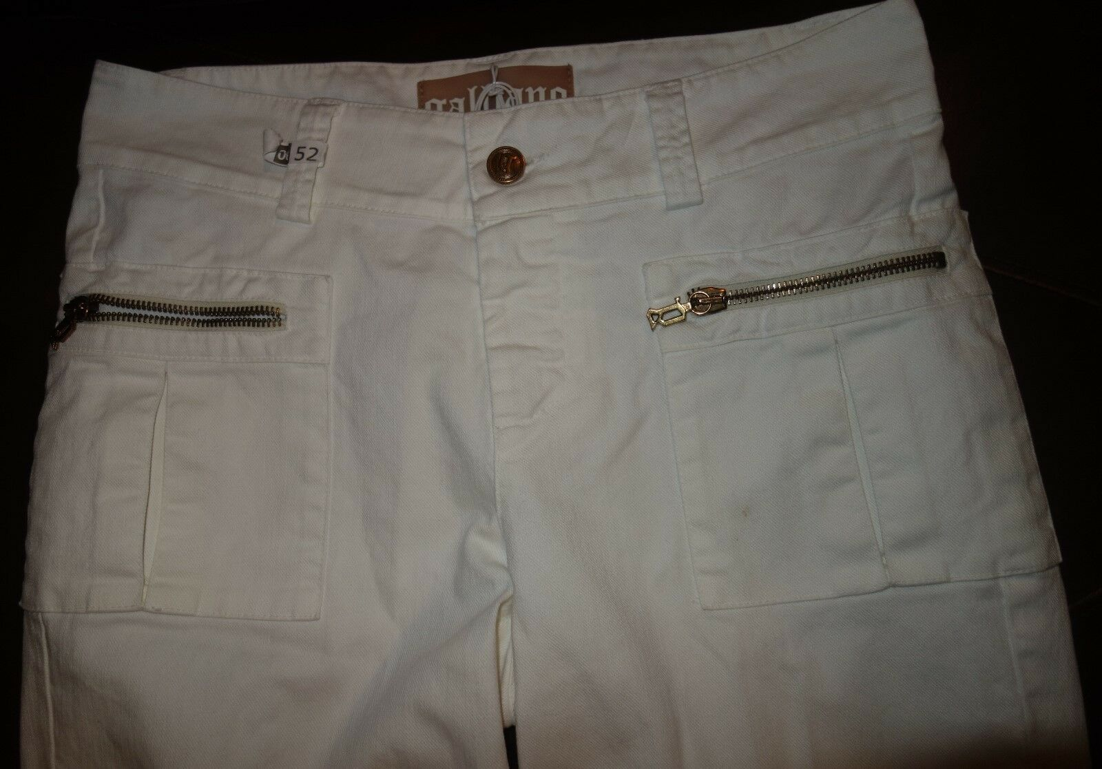 GALLIANO CLASSIC CASUAL JEANS SIZE 26  40 NEW