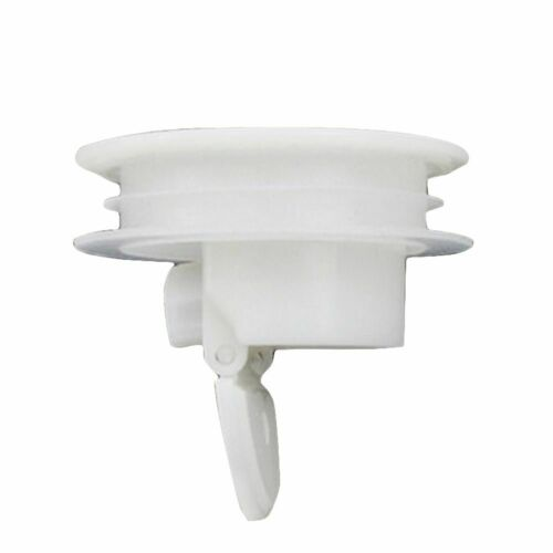 Details about  /Smell Proof Shower Floor Siphon Drain Cover Sink Strainer Bathroom Plug Trap Wat