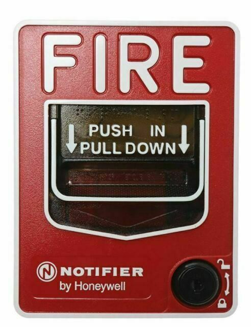 NOTIFIER NBG-12LX Pull Station Fire Alarm for sale online