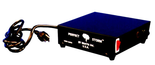 DJ Special Effects PERFECT STORM Thunder Sounds Lights Controller Halloween Prop