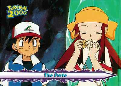 POKEMON THE MOVIE 2000 THE POWER OF ONE TOPPS CARD # 68 IN NEAR MINT CONDITION
