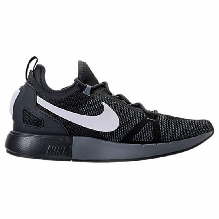 NIKE DUEL RACER BLACK CASUAL SHOES MEN'S SELECT YOUR SIZE