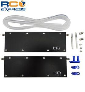 Hot-Racing-Traxxas-DCB-M41-Spartan-Aluminium-Batterie-de-refroidissement-d-039-eau-plaque-SPN126WC