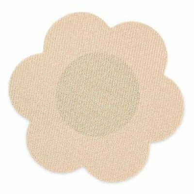 10x Fabric EXTRA STRONG Nipple Cover Patches Disposable Self Adhesive Wedding