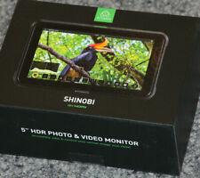 ATOMOS SHINOBI 5'' 4K HDMI Field Monitor *NEUHEIT*sofort ab Lager v. Fachhändler