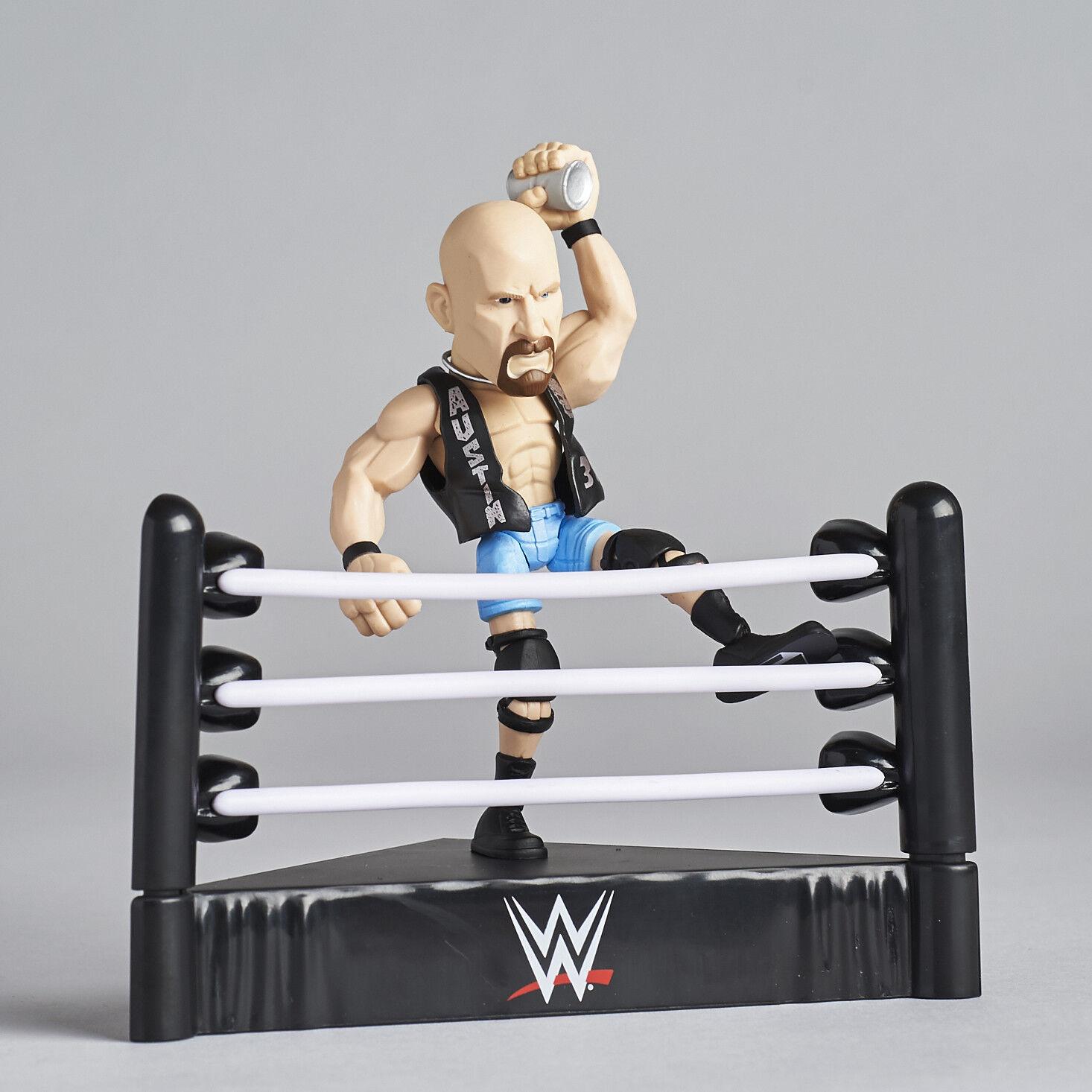 Stone Cold Steve Austin Slam Stars Exclusive Figure Loot Crate Exclusive Stars WWE Attitude Era c2e5cc