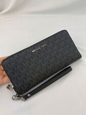 MICHAEL KORS 35H8STVT3B Women's Wallet - Black