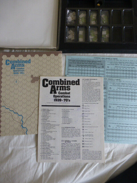 Combined Arms by SPI (Complete)