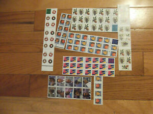 113 32 cent stamps $36.16 face mostly booklets