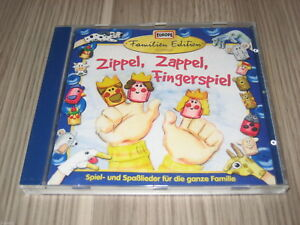 CD-Zippel-Zappel-Fingerspiel