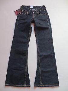 Levi-039-s-927-Schlag-Jeans-Hose-W-25-L-32-NEU-Type-1-Black-Denim-Schlaghose