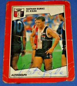 320ab466c5d Image is loading 1989-Stimorol-AFL-Football-Card-Signed-Signature-Nathan-