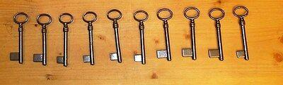 Schlüssel Länge 70 mm - 10 Stück