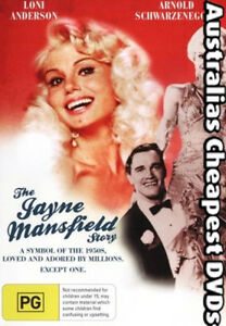 The-Jayne-Mansfield-Story-DVD-NEW-FREE-POSTAGE-WITHIN-AUSTRALIA-REGION-ALL