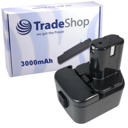 Batterie 9,6v 3000mah ni-MH pour Hitachi d10d d10df fch10dl fds10dva d10dd