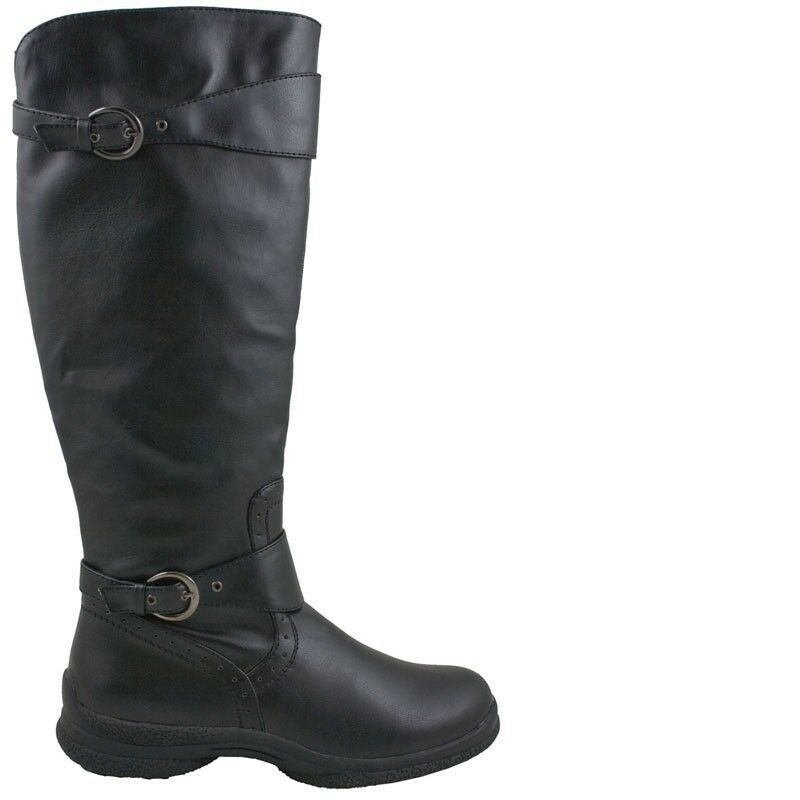 Betty May Ladies Thigh High Boots