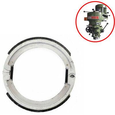 1PC Milling Machine Part Shoe Brake Ring Pad For Bridgeport Aluminum Part 110mm