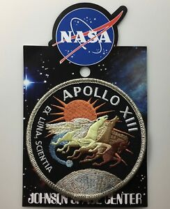 NASA-APOLLO-XIII-13-MISSION-PATCH-Official-Authentic-SPACE-4in