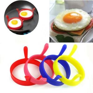 Silicone-Round-Egg-Ring-Omelette-Fry-Egg-Mold-Pancake-Ring-Nonstick-Kitchen-Tool