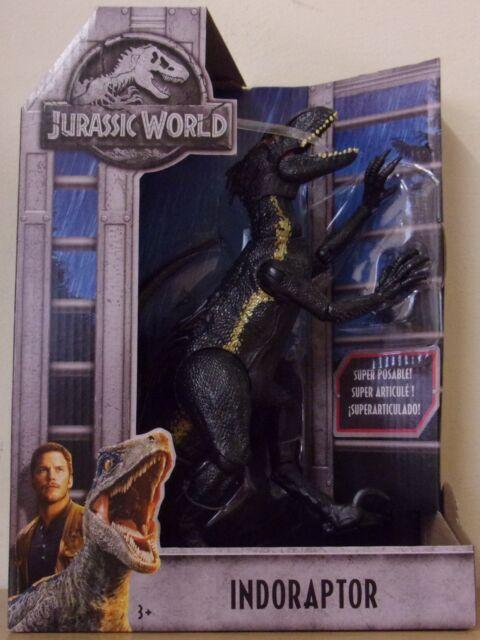 Jurassic World ~ Indoraptor ~ Villain Dino Figure