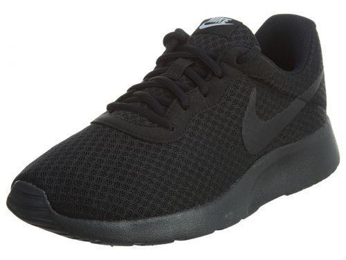 Nike Tanjun Womens Style : 812655 BLACK/BLACK-WHITE Womens Size 6.5