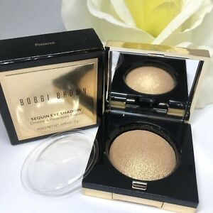 Details About Bobbi Brown Sequin Eye Shadow Prosecco 2016 Wine Chocolate Sold Out Bnib