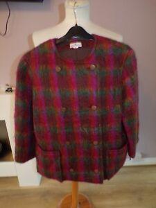 Hilfreich Superb Ladies Designer Bruno Piatelli Woolen Coat Rrp £199 Uk 12 Kleidung & Accessoires Jacken, Mäntel & Westen