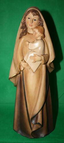 Dekoration Figur Maria mit Kind moderne Ausführung 39 cm h Polyresin DekoFigur