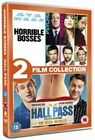Horrible Bosses/hall Pass 5051892117746 With Owen Wilson DVD Region 2