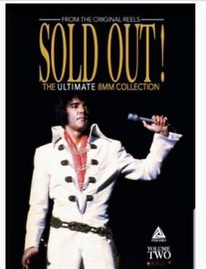 Elvis Sold Out Vol 2. The Rex Martin 8mm Collection Vol 2 - Available Now