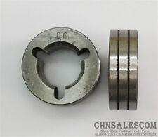 Wire Feed Drive Roller Kunrled Groove 06mm 023 Mig Mag Miller Welder Aluminum