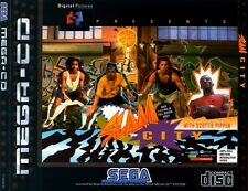 ## SEGA Mega-CD - Slam City - TOP / MCD Spiel ##